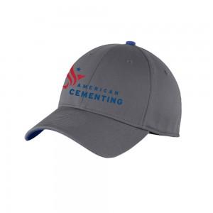 New Era® Interception Cap - Graphite/Royal