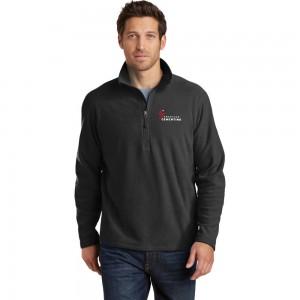 Eddie Bauer® 1/2-Zip Microfleece Jacket