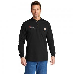Carhartt® Long Sleeve Henley T-shirt
