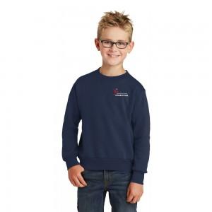 Port & Company® Youth Core Fleece Sweatshirt