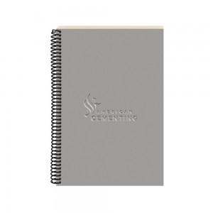 Eco Spiral Notebook 6.25x9